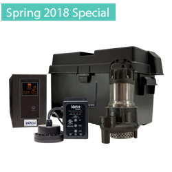 Battery Backup Systems on Special